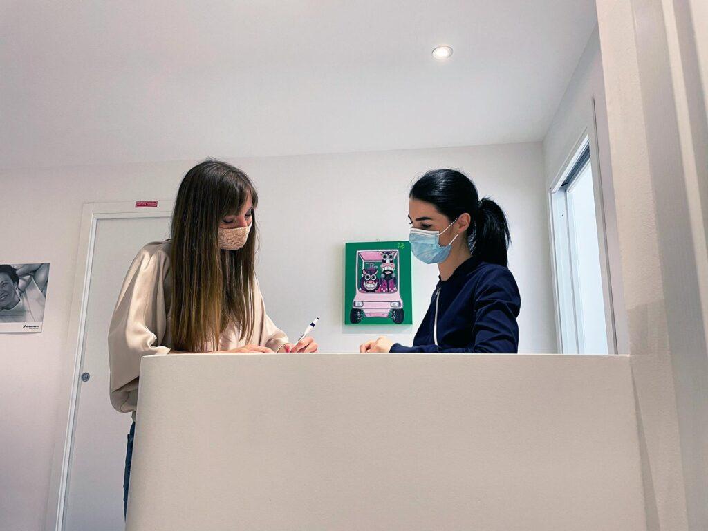 Studio dentistico a Oristano